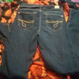 Jordache skinny jeans nwot